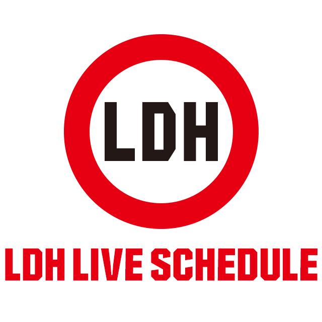 LDH LIVE SCHEDULE