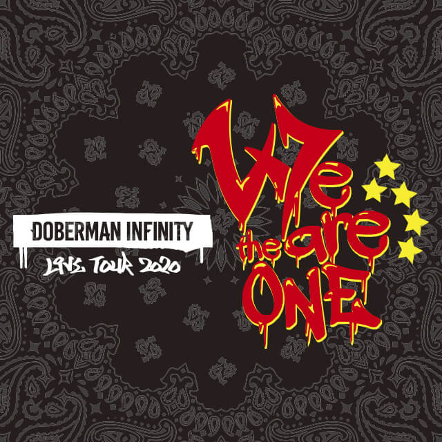 """DOBERMAN INFINITYLIVE TOUR 2020""""We are the one"""""""