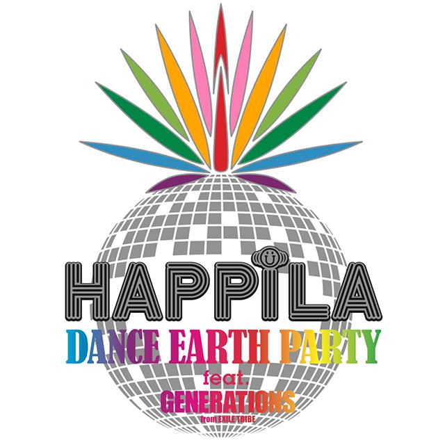 DANCE EARTH PARTY「HAPPiLA」ミュージックカード特設ページ