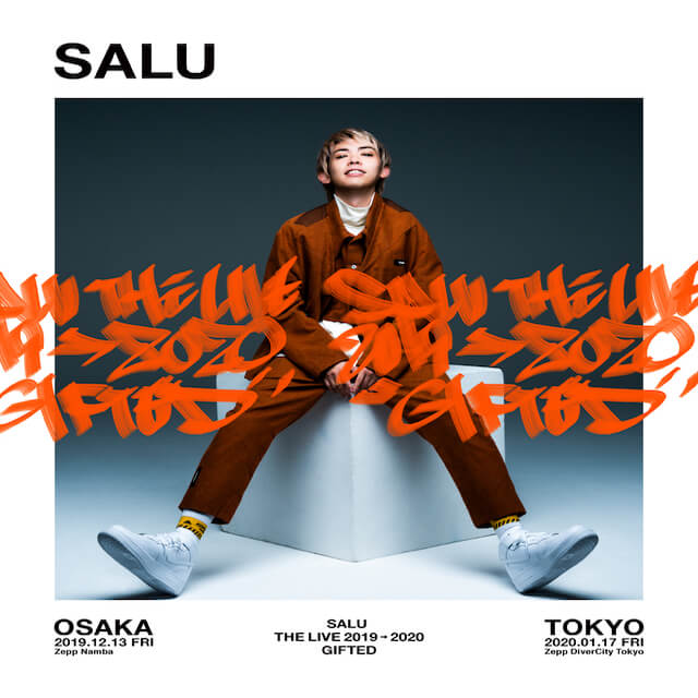 SALU THE LIVE 2019 → 2020 「GIFTED」
