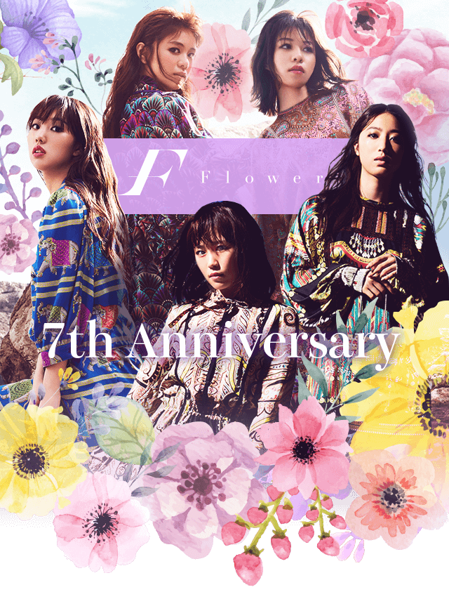 Flower 7th Anniversary