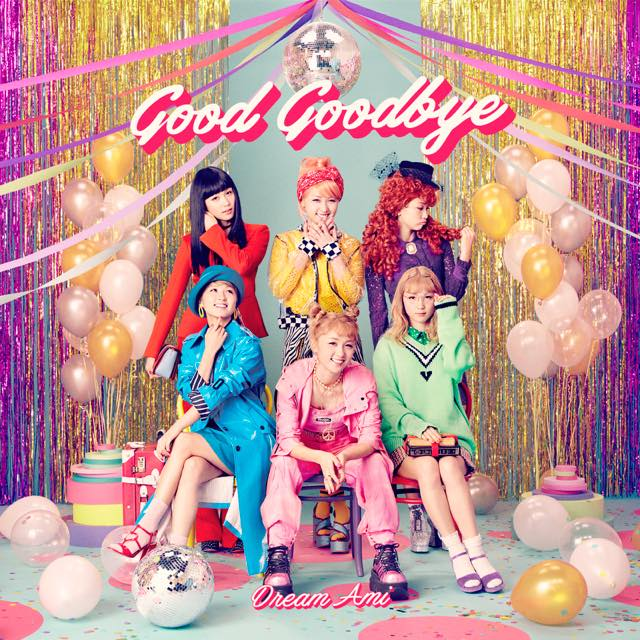 「Good Goodbye」 JACKET