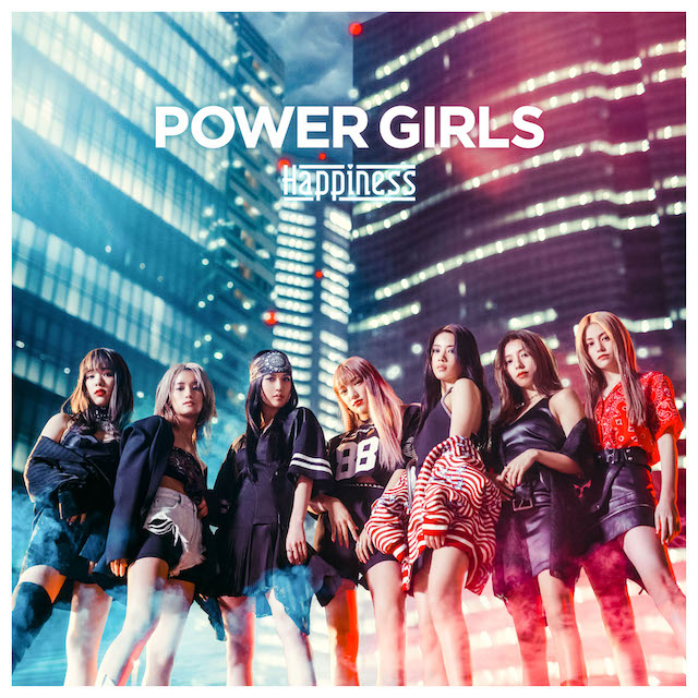 POWER GIRLS JACKET