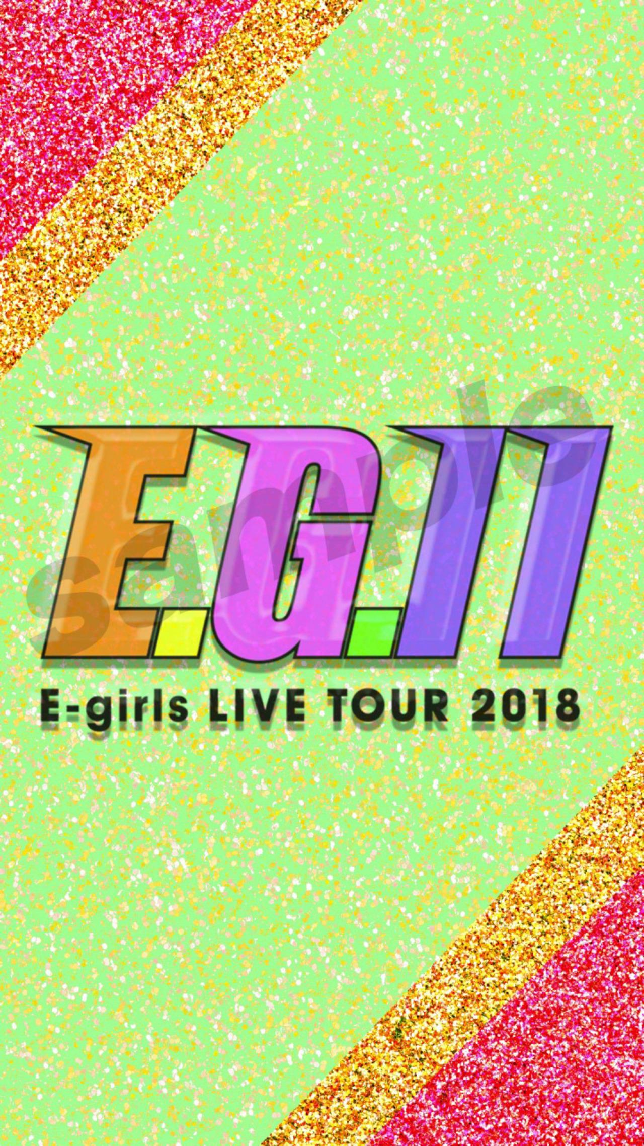 E G Family公式line E Girls Live Tour 2018 E G 11 クイズ